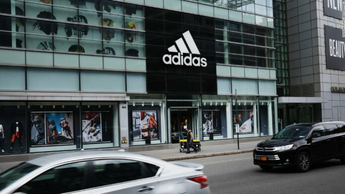 Adidas employees want the company to launch an investigation by the head of human resources to respond to racial issues