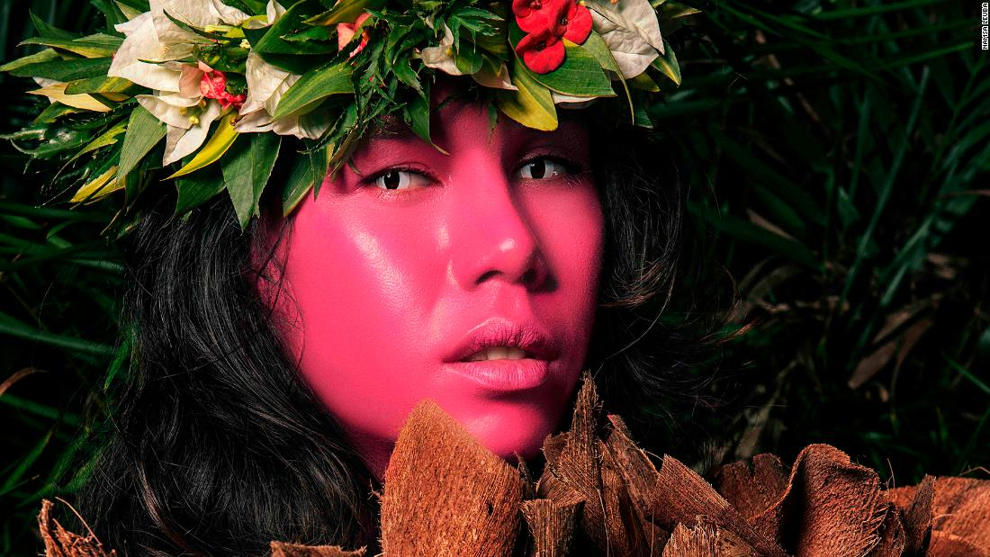 The vivid portraits of Nams Leuba capture Tahiti's third genus