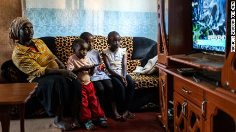 As China slowly expands its power in Africa, one TV at a time