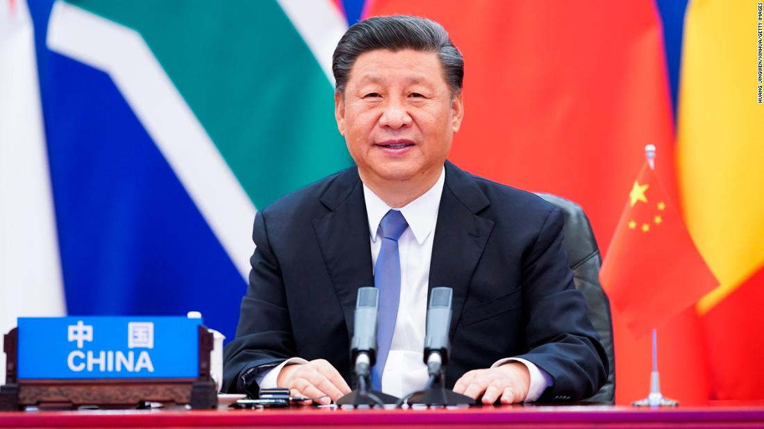Chinese Prime Minister Xi Jinping promises to write off part of Africa's debts