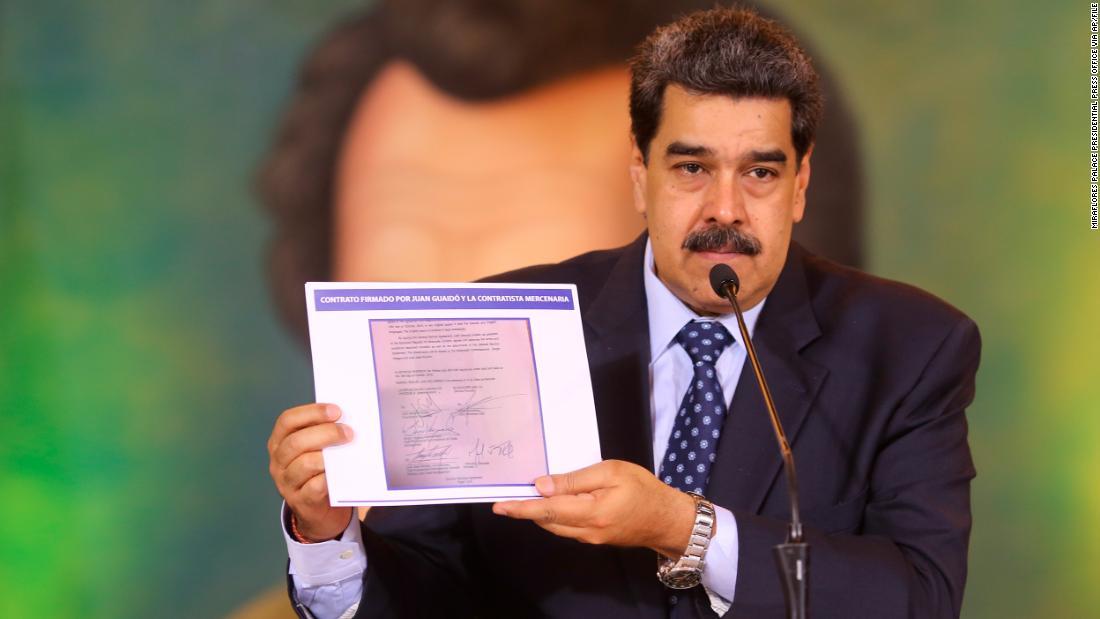 Venezuelan Maduro is tightening the grip of power and helping him block the coronavirus
