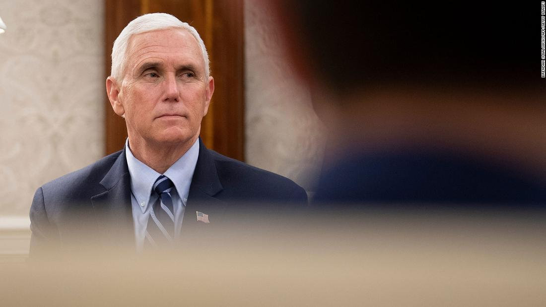 "Mike Pence says ""all lives matter"" when asked repeatedly to say ""Black lives matter"""