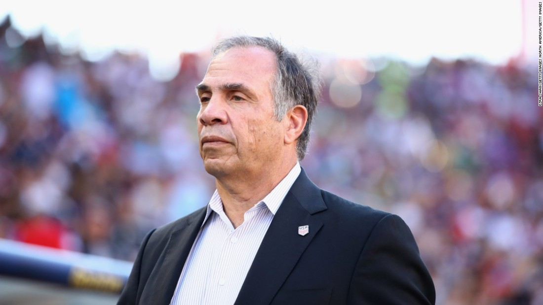 """""""Star flag"""": """"I don't think it's appropriate"""" to play the US anthem at professional sporting events, says Bruce Arena"""
