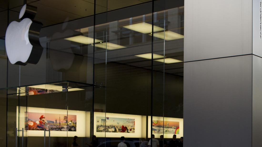 Apple is closing some of the stores that reopened due to the coronavirus case