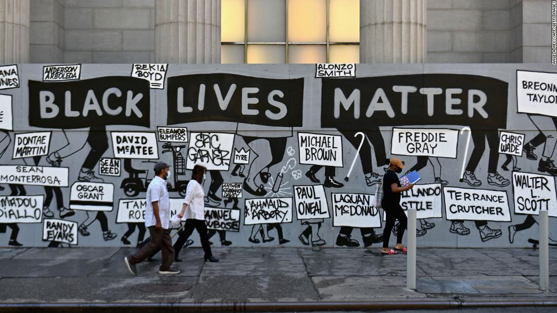 Black Lives Matter protests across the U.S. and the world: Live updates