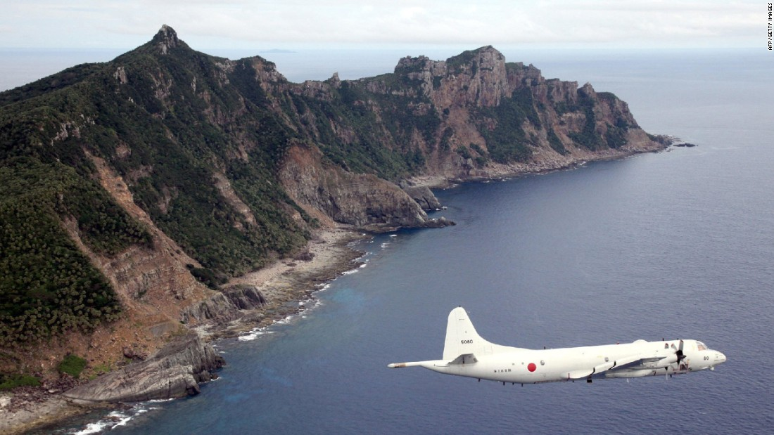 Why this dispute over Japan and China could be Asia's next military point