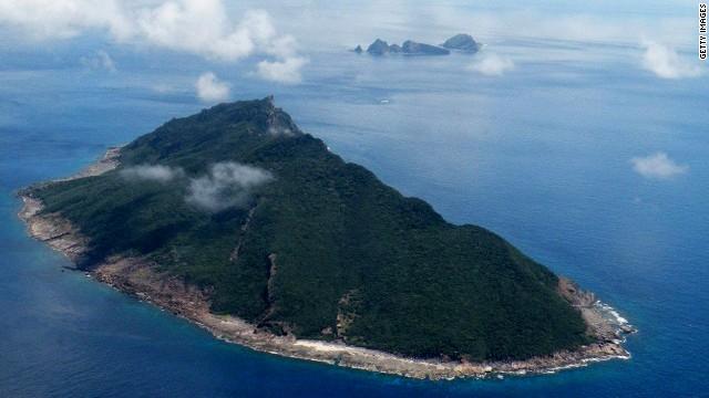 Senakaku / Diaoyu dispute: Japan votes to change island status, also claimed by China