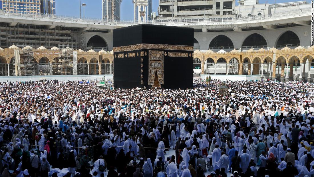Hajj Pilgrimage 2020: Saudi Arabia limits numbers