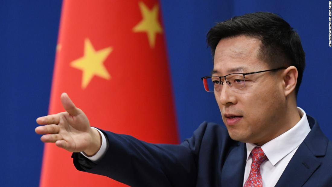 China is announcing retaliatory measures against the American media