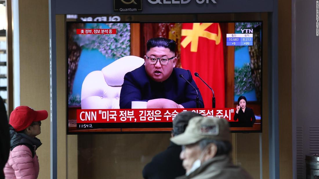North Korea is suspending plans for increased military pressure against the South