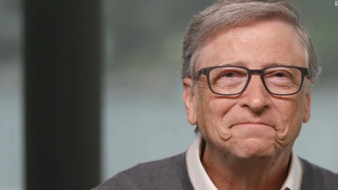 """Bill Gates: The US is """"not even close"""" to doing enough to fight the pandemic"""