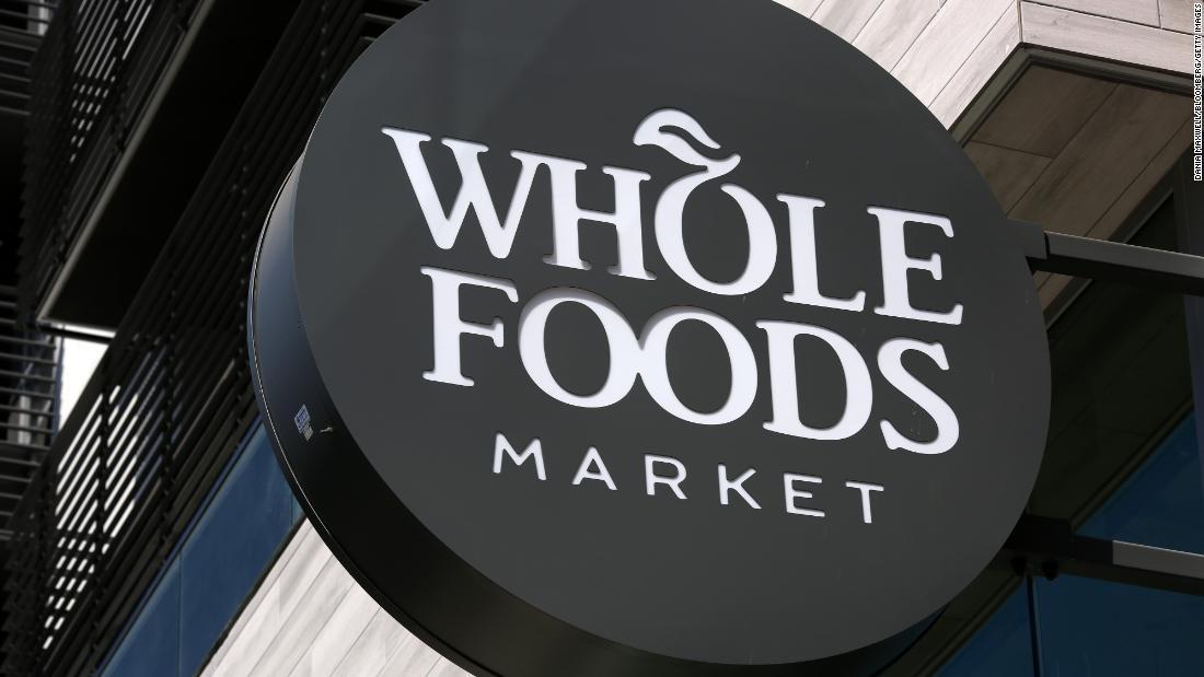 Whole Foods workers sent home wearing black Lives Matter masks