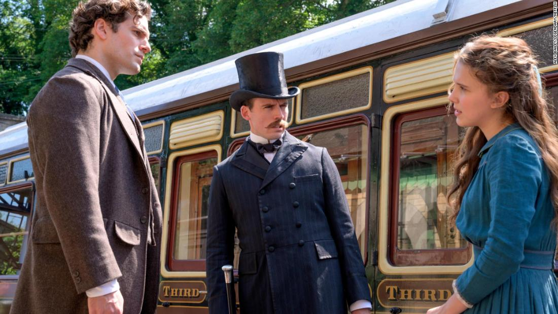 Sherlock Holmes is too handsome in the upcoming adaptation of Netflix, the lawsuit claims