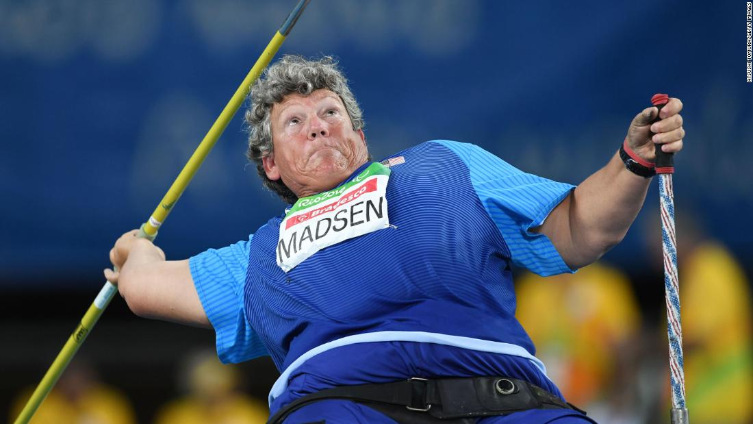 Paralympian Angela Madsen was found dead while trying to row from California to Hawaii