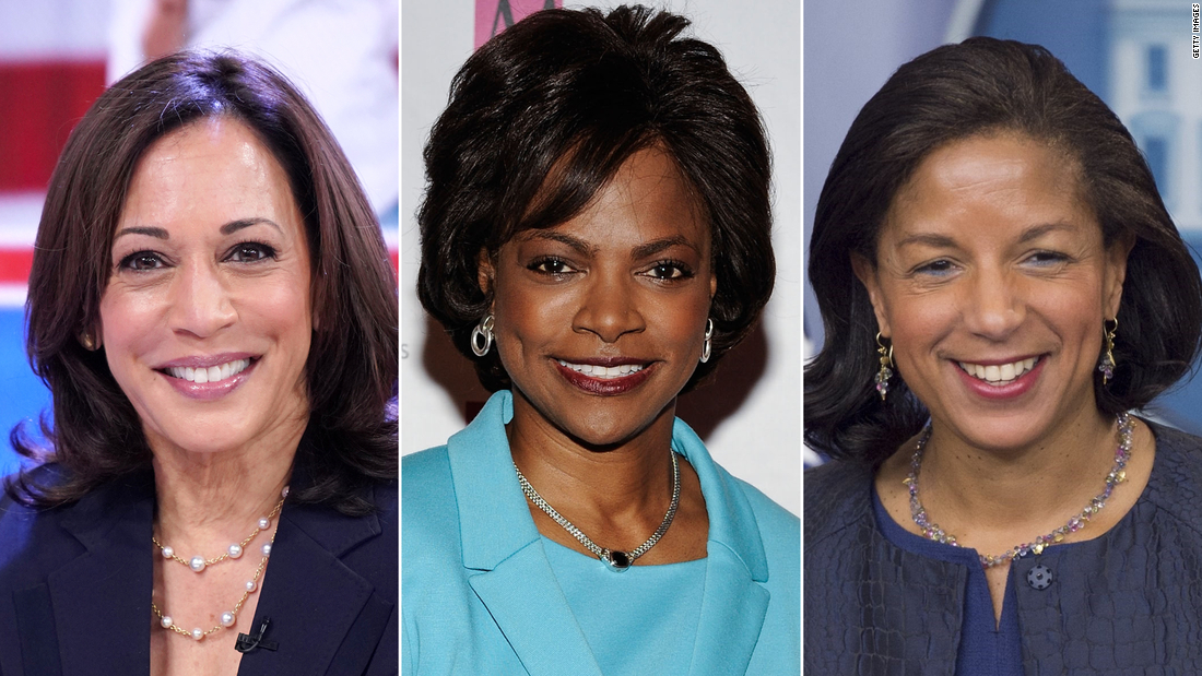 Three women who should be at the top of Biden's VP list (Opinion)