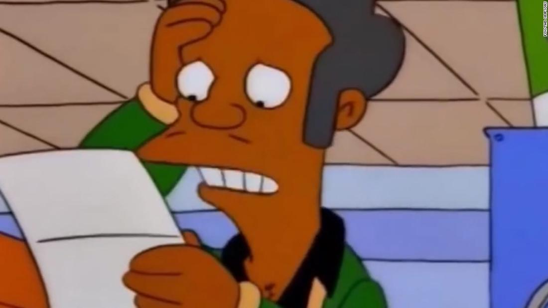 The 'Simpsons' to stop using white actors to vote for non-white characters
