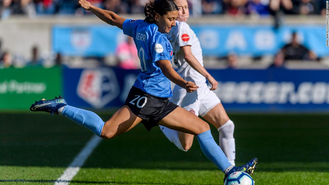 The National Women's Football League continues to be played on Saturday