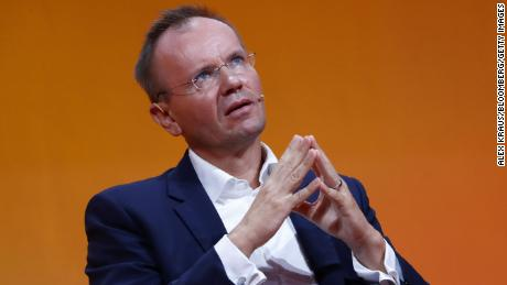 Former Wirecard director Marcus Brown was considered by many to be a technological visionary.