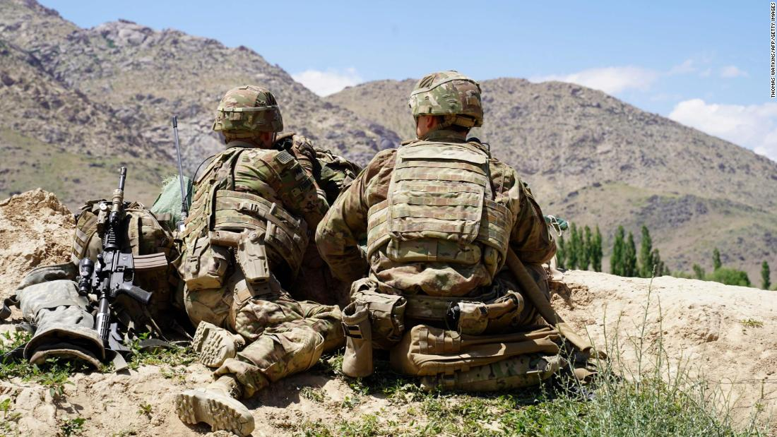 Russian intelligence offers Taliban fighters monetary rewards for killing US and British troops in Afghanistan, source says