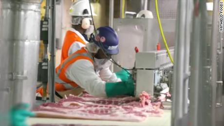 Why meat processing plants have become Covid-19 fuel surfaces
