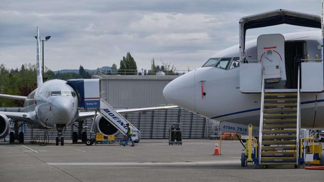 Boeing may begin test flights of the 737 Max, according to the FAA