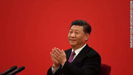 Chinese President Xi Jinping was seen during a meeting in December 2019. Xi has progressed towards an all nationalist policy as a Chinese leader.