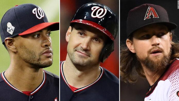 Several baseball players opt for MLB season 2020, citing