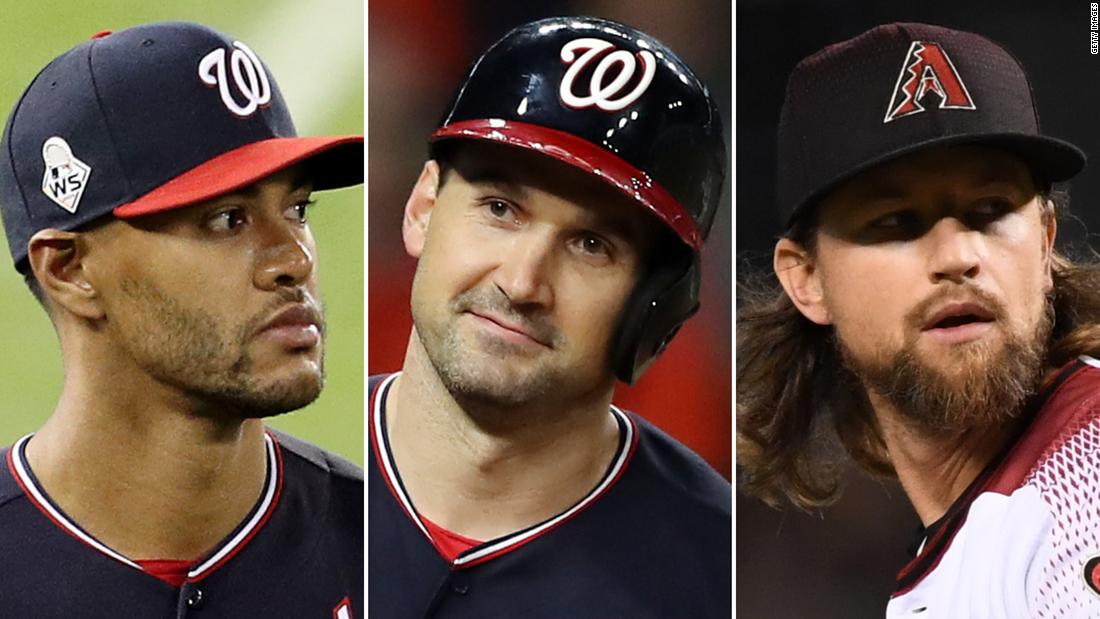 "Several baseball players opt for MLB season 2020, citing ""personal health and safety"""