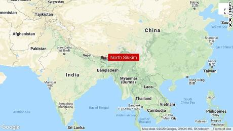 Chinese and Indian soldiers engage in aggressive & # 39; cross-border dispute