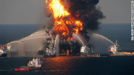 Ted Danson: The BP spill was supposed to be vigilant
