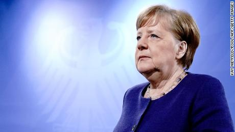 How Angela Merkel went from a light duck to a global leader on the topic of coronavirus