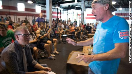Reebok breaks ties with CrossFit after a controversial CEO tweet about George Floyd