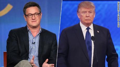 Donald Trump's heinous attacks on Joe Scarborough are not a partisan problem