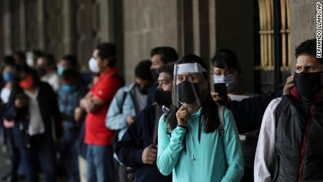 Mexico and parts of Brazil are reopening after closure - despite a large number of coronavirus cases