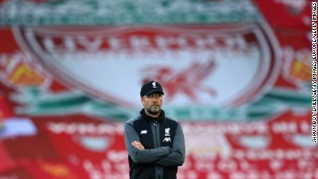 Jurgen Klopp says the Premier League record points will be tough.