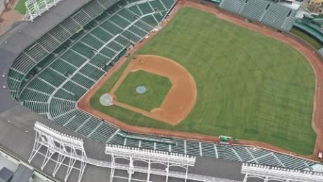 MLB should finish the baseball season by October, Dr. Fauci told the LA Times