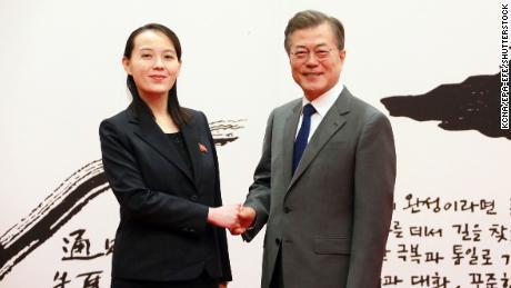 Chaos in Korea sees Kim Jong Un's sister appear stronger than ever