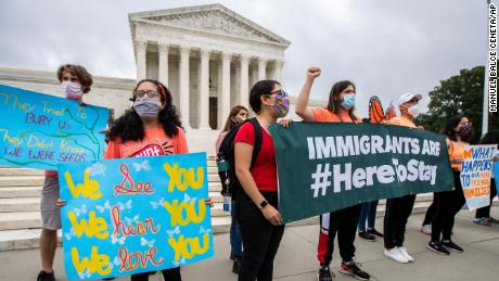 DACA users, known as