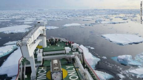 Antarctic ice sheets capable of melting much faster than we thought
