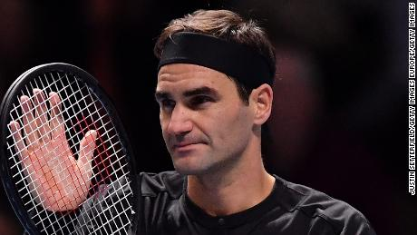 Roger Federer will miss the rest of this season.
