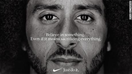 The Colin Kaepernick Nike ad wins an Emmy for outstanding advertising