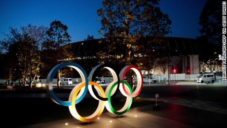 IOC chief: No, plan B & 39; to further postpone the Tokyo 2020 Games
