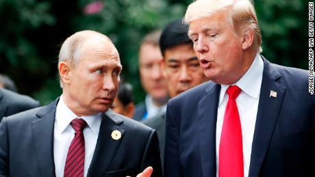 Putin is using coronavirus chaos to directly make a game of Trump