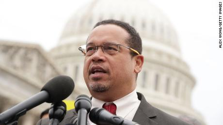 He withstood a lot of pressure: Keith Ellison is preparing for the George Floyd case