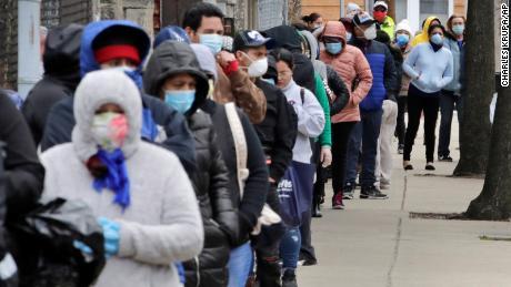 Coronavirus spread under radar & # 39; in major U.S. cities since January, researchers say