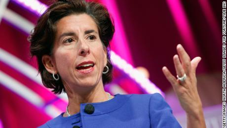Government of Rhode Island Gina Raimondo