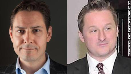 Canadians Michael Kovrig and Michael Spavor have been in custody in China since 2018.