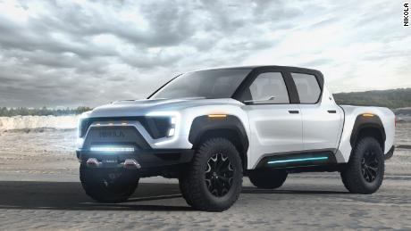 Nikola Jazavac wants to compete with electric trucks from Tesla and others.