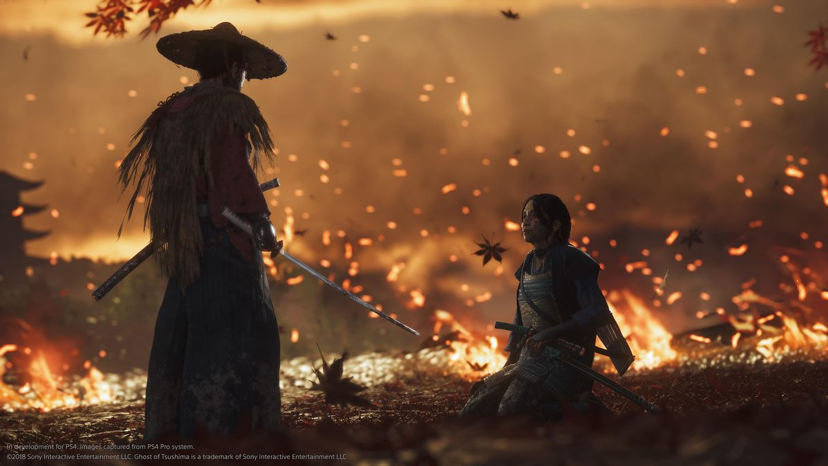 'Ghost Of Tsushima' Is PS4's 17th Ideal Scored Exceptional, Which States A Lot