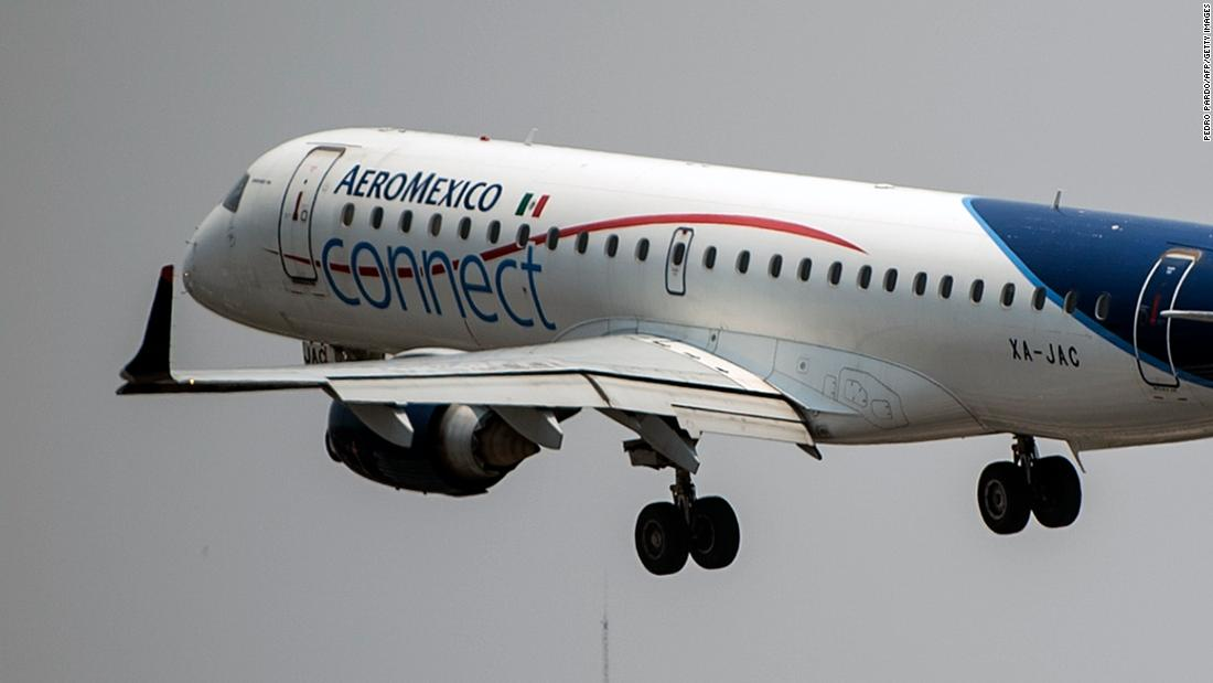 "Aeromexico is filing for bankruptcy in the US, citing ""unprecedented"" challenges"